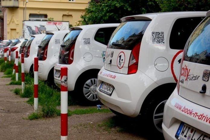 location de véhicules, auto partage, Drivy