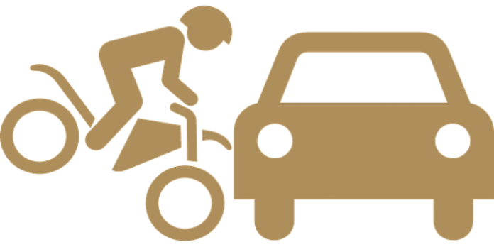 Bosch, alarme anticollision, moto
