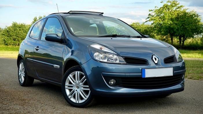 auto, hausse des ventes de véhicules particuliers, Renault