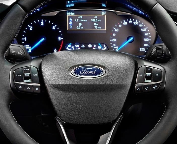 Auto, Ford, Ford fiesta
