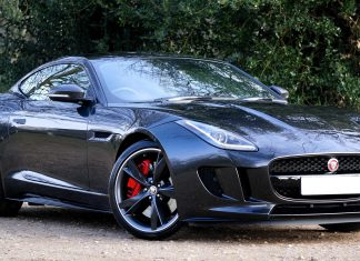 Jaguar ferme en angleterre